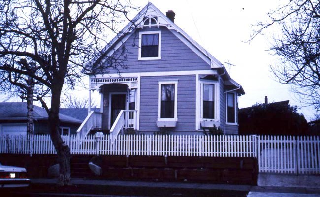 West Clinton Action Plan Renovated House
