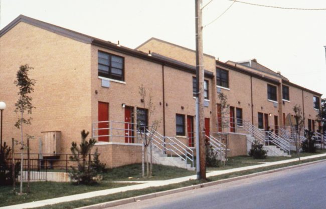 Housing Units at New Community Corporation
