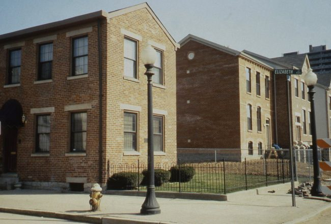 Restored Buildings inBetts-Longworth Historic District