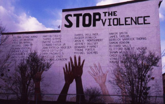 Stop the Violence Village for Arts and Humanities