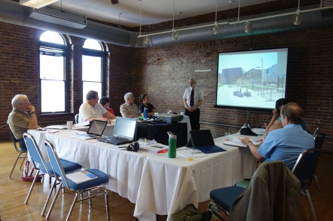 2015 Selection Committee deliberations in Little Rock
